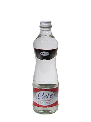 ACQUA LETE EFFERVESCENTE NATURALE  PREMIUM   - lt. 0,750 -  12 bottiglie