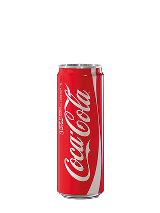 COCA COLA LATTINA  - Lt 0,33
