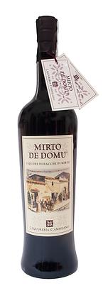 MIRTO DE DOMU 30° Originale Sardo - Bottiglia lt . 0,700