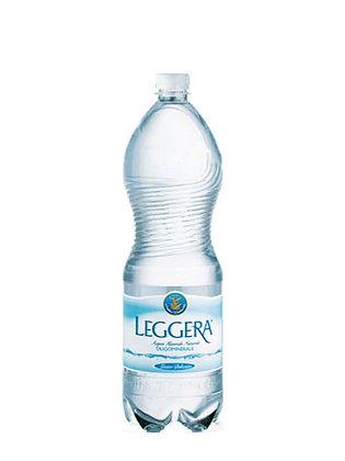 LEGGERA NATURALE   - lt. 1,500 -  6 bottiglie