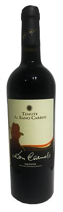 DON CARMELO ROSSO SALENTO IGP  ALBANO CARRISI - Bottiglia lt. 0,750