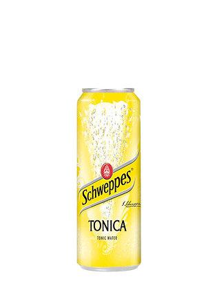 SCHWEPPES ACQUA TONICA LATTINA  - Lt 0,33