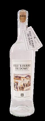 FILU 'E FERRU DE DOMU 40°  Originale Sarda - Bottiglia lt . 0,700