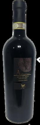 AUGUSTALE CASTEL DEL MONTE NERO DI TROIA RISERVA DOCG -  Bottiglia lt. 0,750