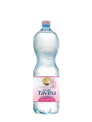 TAVINA ACQUA NATURALE   - lt. 1,500 -  6 bottiglie