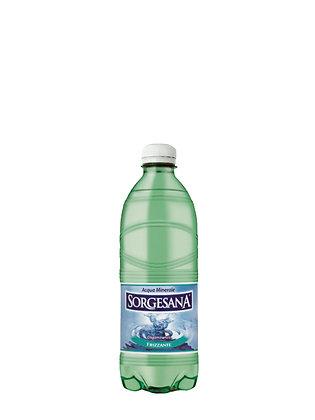 ACQUA SORGESANA FRIZZANTE - lt. 0,500 - 24 bottiglie