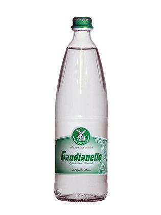 LIBERTY  GAUDIANELLO ACQUA EFFERVESCENTE NATURALE   - lt. 1,000 -  12 bottiglie
