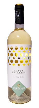 SANTA CATERINA CHARDONNAY SALENTO IGP - Bottiglia lt.0,750