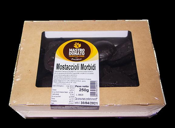 MOSTACCIOLI MORBIDI - gr. 250