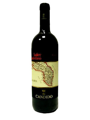 LA CARTA SALICE SALENTINO D.O.C. RISERVA - Bottiglia lt. 0,750