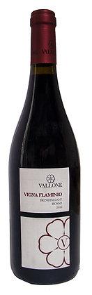 VIGNA FLAMINIO BRINDISI ROSSO DOP - Bottiglia lt.0,750