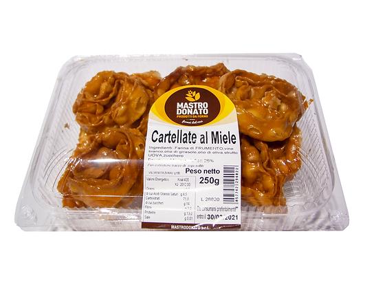CARTELLATE AL MIELE - gr. 250