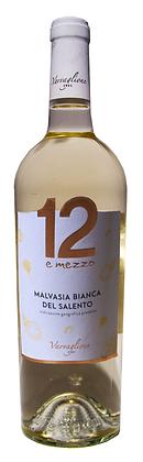 MALVASIA BIANCA DEL SALENTO IGP SECCA - Bottiglia lt. 0,750