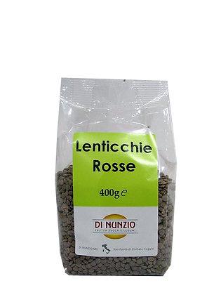 LENTICCHIE ROSSE MIGNON SECCHE  - Gr. 400