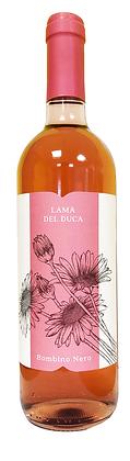 LAMA DEL DUCA ROSATO BOMBINO NERO PUGLIA IGP - Bottiglia lt. 0,750