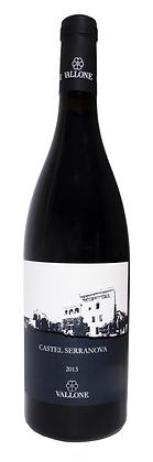 CASTEL SERRANOVA ROSSO SALENTO I.G.P. - Bottiglia lt. 0,750