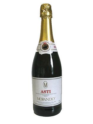 ASTI SPUMANTE D.O.C.G. DOLCE- Bottiglia 0,75 lt