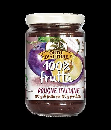 PREPARATO DI PRUGNE  100% PRODOTTI ITALIANI - Gr. 340