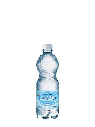 LEGGERA NATURALE  - lt. 0,500 -  24 bottiglie