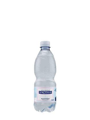 ACQUA SORGESANA NATURALE  - lt. 0,500 -  24 bottiglie