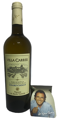 VILLA CARRISI CHARDONNAY SALENTO IGP BIANCO - Bottiglia lt. 0,750