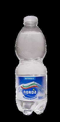NORDA NATURALE - lt. 0,500 - 24 bottiglie
