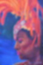 1st Daughter Ada - Crucian Carnival Seri