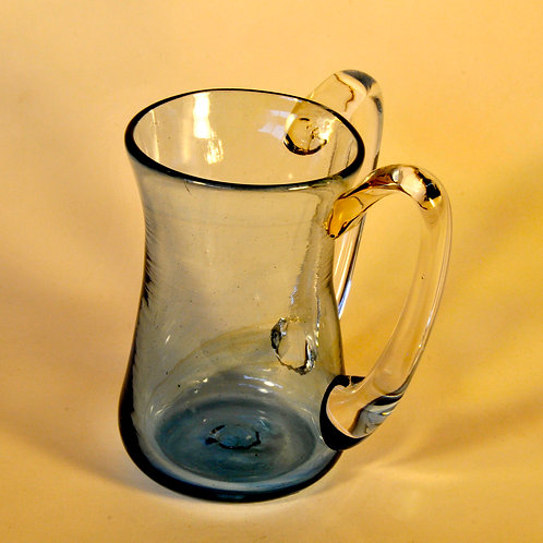 Blue Slim Handwashing Cup