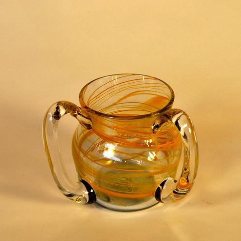 Caramel Drizzles Handwashing Cup