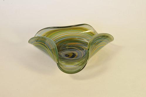 Fiesta Glassentaschen Platter: Small