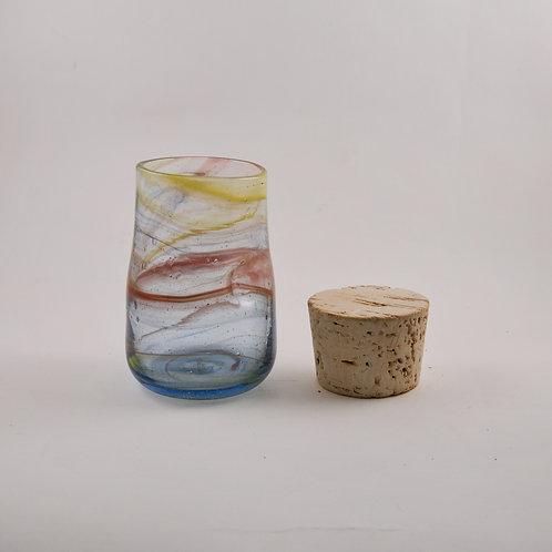 Little Swirls Jar