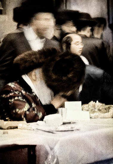 The Rebbes Blessing
