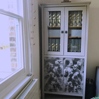 First cupboard painted for my mum.jpg