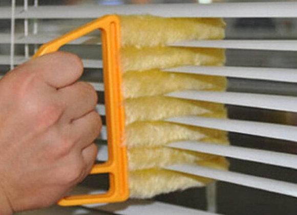 Washable Microfiber Window Blind Cleaning Brush
