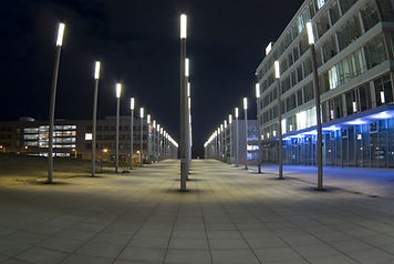 Evening street shined by lanterns.jpg
