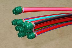 optical fiber or optical fibre is a flex