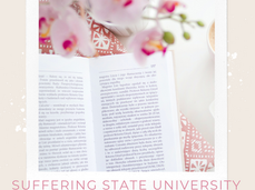 Suffering State University.