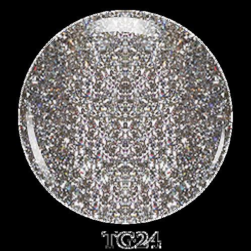 TG24 - Trinity Soak Off Glitter Gel (Pot) - 8ml/0.27oz