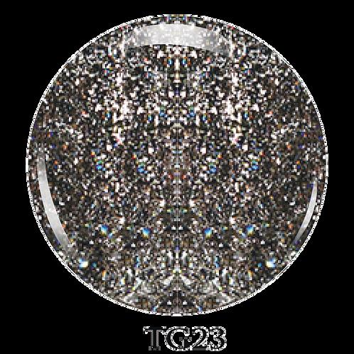 TG23 - Trinity Soak Off Glitter Gel (Pot)  - 8ml/0.27oz