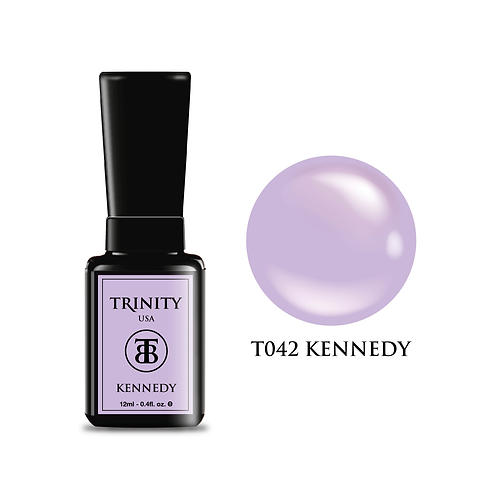 T042 - Trinity Soak Off Gel Polish - Kennedy - 12ml/0.4oz