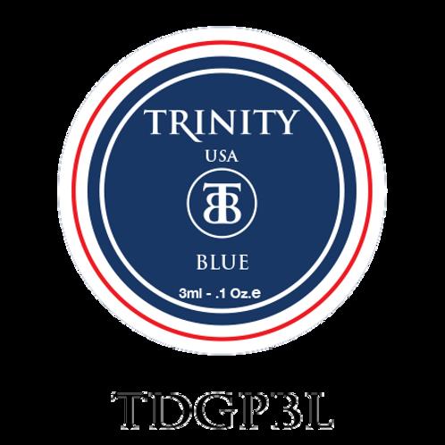 TSODGPBL - Trinity Soak Off Design Gel Paint (Blue) 3ml/0.1oz