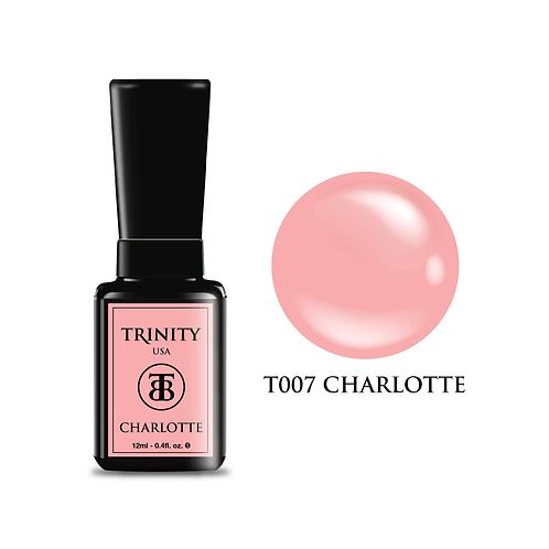 T007 - Trinity Soak Off Gel Polish - Charlotte - 12ml/0.4oz