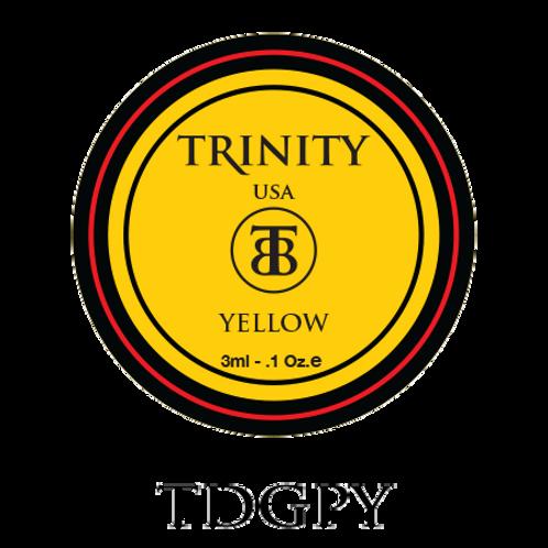 TSODGPY - Trinity Soak Off Design Gel Paint (Yellow) 3ml/0.1oz