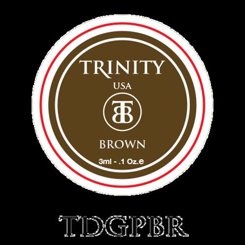 TSODGPBR - Trinity Soak Off Design Gel Paint (Brown) 3ml/0.1oz