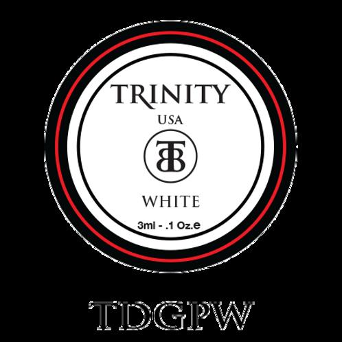 TSODGPW - Trinity Soak Off Design Gel Paint (White) 3ml/0.1oz