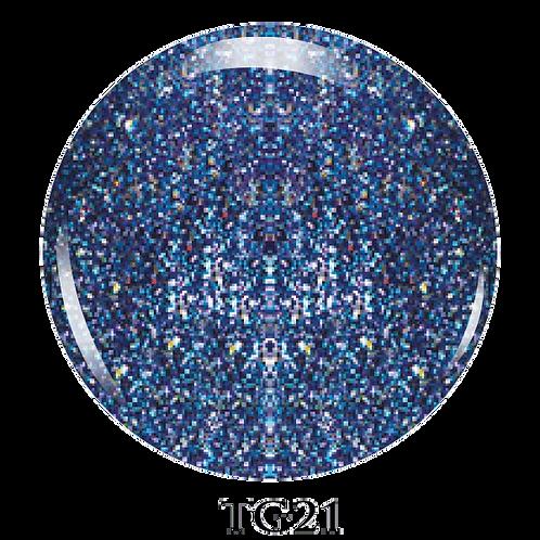 TG21 - Trinity Soak Off Glitter Gel (Pot) - 8ml/0.27oz
