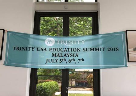 Trinity USA Education Summit 2018