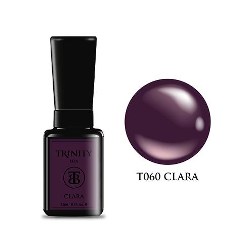 T060 - Trinity Soak Off Gel Polish - Clara - 12ml/0.4oz