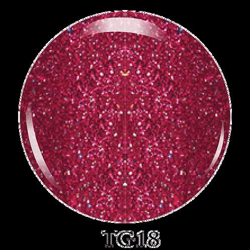 TG18 - Trinity Soak Off Glitter Gel (Pot) - 8ml/0.27oz