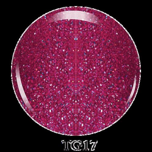 TG17 - Trinity Soak Off Glitter Gel (Pot) - 8ml/0.27oz